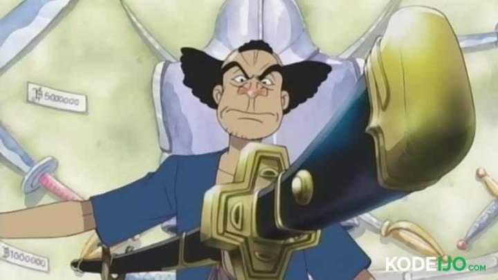 Pedang Terkuat di One Piece