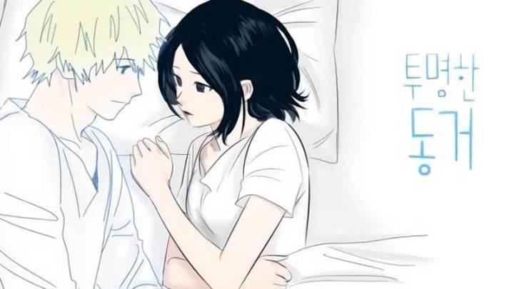 Webtoon Romantis