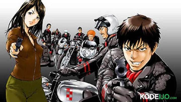 Anime Polisi